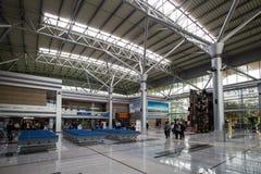 Gare ferroviaire de Dorasan en Corée du Sud Photographie stock libre de droits