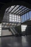 Gare ferroviaire (de souterrain) Photo libre de droits