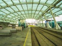 Gare ferroviaire Porto Photographie stock