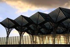Gare font Oriente Images stock