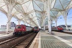 Gare hace Oriente imagen de archivo