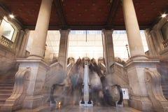 Gare Heiliges Lazare Lizenzfreies Stockbild
