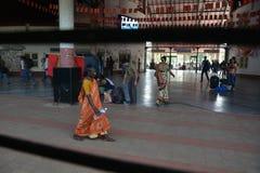 Gare indienne Image libre de droits