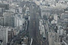 Gare Montparnasse Stock Photos