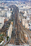 Gare Montparnasse Stock Photo
