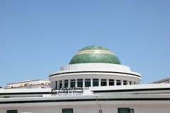 Gare routière dans Tetouan, Maroc Photo stock