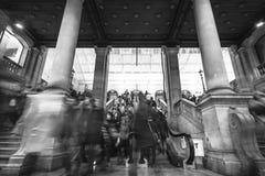 Gare Saint-Lazare Stock Photos