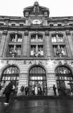 Gare Saint-Lazare Stock Image