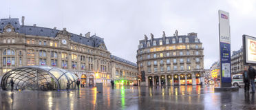 Gare Saint-Lazare Stock Photos