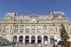 Gare Saint Lazare Stock Photos