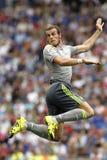 Gareth Bale av Real Madrid Arkivfoton