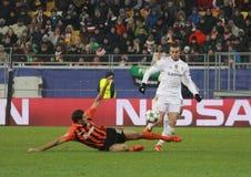 Gareth Bale del Real Madrid Imagen de archivo libre de regalías