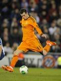 Gareth Bale do Real Madrid Fotografia de Stock Royalty Free