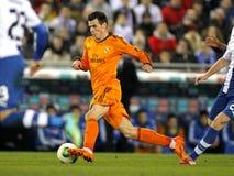 Gareth Bale do Real Madrid Imagem de Stock