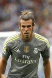 Gareth Bale do Real Madrid Foto de Stock Royalty Free
