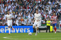 Gareth Bale Final Champion League 2014 Royalty Free Stock Images