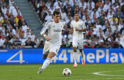 GARETH BALE Stock Images