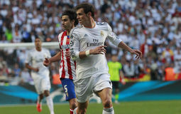 GARETH BALE Royalty Free Stock Images