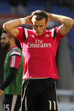 Gareth Bale of Real Madrid Royalty Free Stock Image