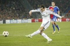 GARETH BALE REAL MADRID Stock Photography
