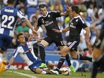 Gareth Bale van Real Madrid stock fotografie