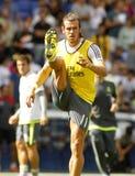 Gareth Bale von Real Madrid stockbild