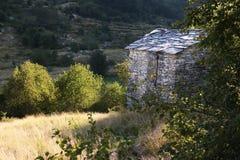 Garfagnana, Campocatino, Apuan-Alpen, Luca, Toscani? Itali? Smal royalty-vrije stock afbeeldingen