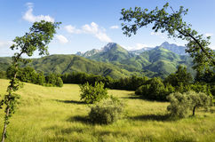 Garfagnana Region, Italy Stock Photo