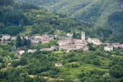 Garfagnana (Toscanië, Italië) Royalty-vrije Stock Foto