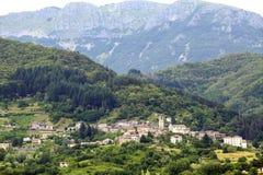 Garfagnana Tuscany, Włochy (,) zdjęcie royalty free