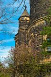 Garfield Memorial Cleveland stock images