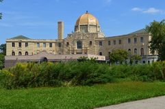 Garfield Park Field House Royalty Free Stock Photography