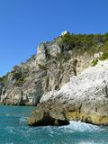 Gargano coast royalty free stock images