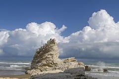 Gargano coast Royalty Free Stock Image