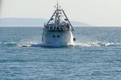 Gargano-Küste Italien Stockfotos