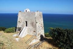 Gargano tower Stock Images