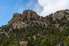 Garganta Colorado de onze milhas Imagem de Stock