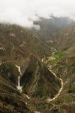 Garganta Cotahuasi, Peru imagens de stock