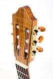 Garganta da guitarra Imagem de Stock