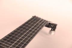 Garganta da guitarra Imagens de Stock