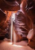 Garganta de Antylope, o Arizona, EUA Foto de Stock