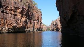 Garganta de Catalina del río Foto de archivo libre de regalías