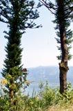 Garganta de Columbia, Oregon, los E.E.U.U. Fotos de archivo libres de regalías