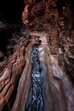 Garganta de Hancock del parque nacional de Karijini Fotografía de archivo libre de regalías