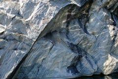 Garganta de mármore branca grande e maciça Fotografia de Stock