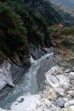 Garganta de Taroko en Hualien, Taiwán fotografía de archivo libre de regalías