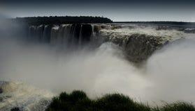 Garganta del Diablo. Iguazu falls, Argentina Stock Photos