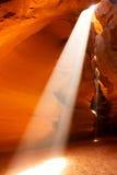 Garganta do antílope Imagem de Stock Royalty Free