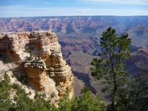 Garganta grande, o Arizona Imagens de Stock