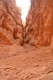 Garganta majestuosa en Bryce Canyon Formations Of Hoodos geología Viajes Naturaleza fotografía de archivo